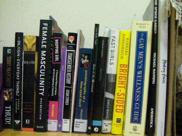 All the books I'm reading right now